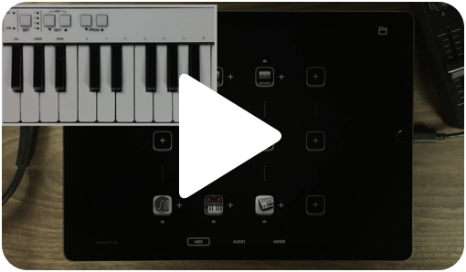 MIDI Features Overview Video Preview